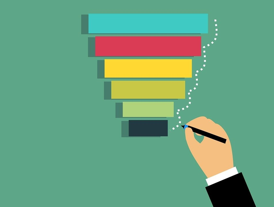 Sales Funnel, Marketing, Plan, Funnel, Business, Buyer