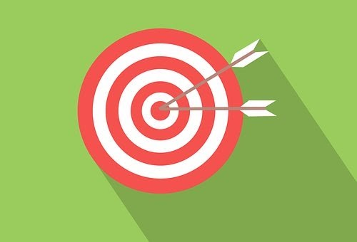 Target, Hits, Arrows, Middle, Shoot
