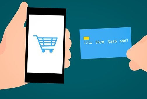 Ecommerce, Application, Buy, Card, Cart