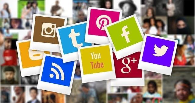Human, Google, Polaroid, Pinterest
