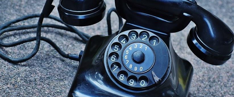 Phone, Old, Year Built 1955, Bakelite