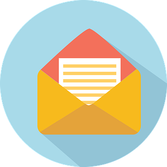 Envelope, Email, Open Envelope, Message