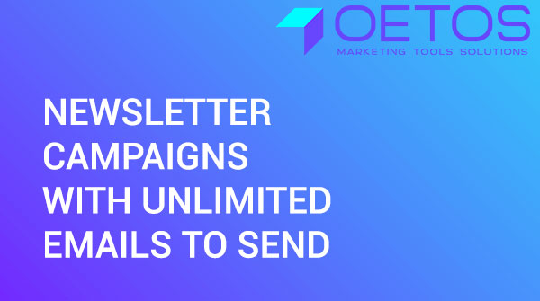 Newsletter Campaigns With Unlimited Emails To Send