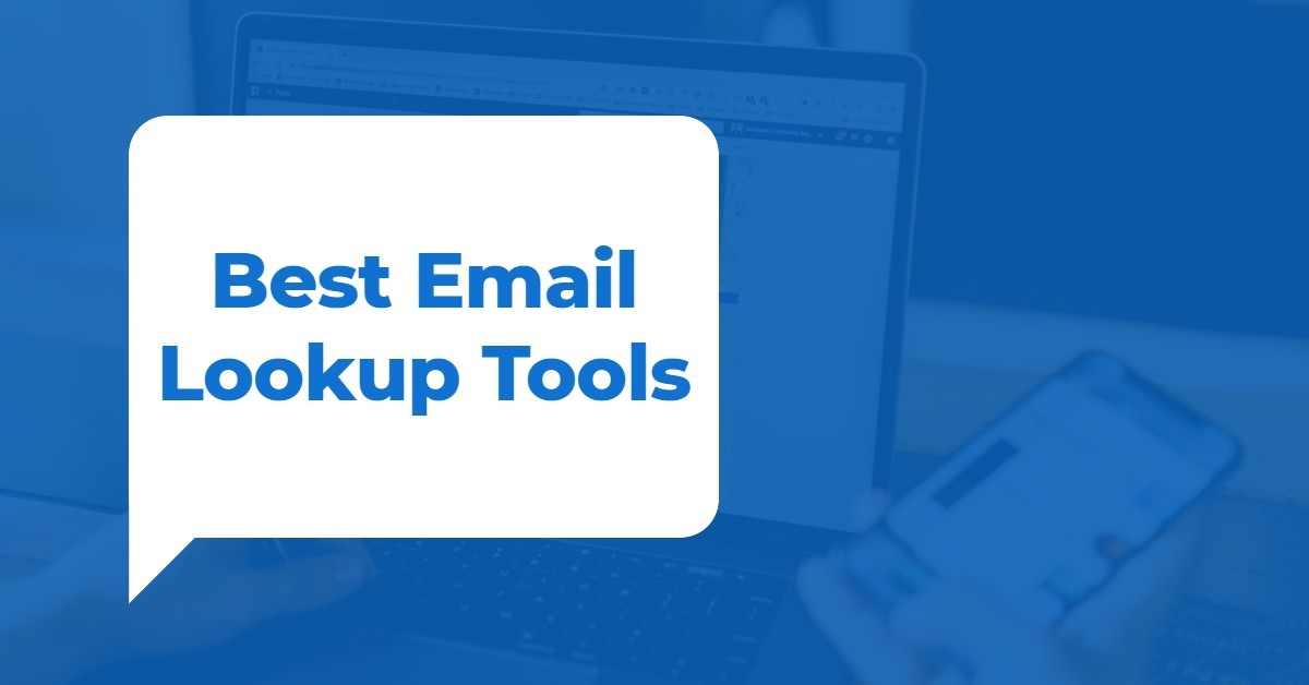 Best Email Lookup Tools